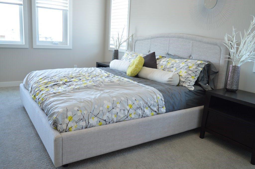 Sypialnia w dobrym stylu