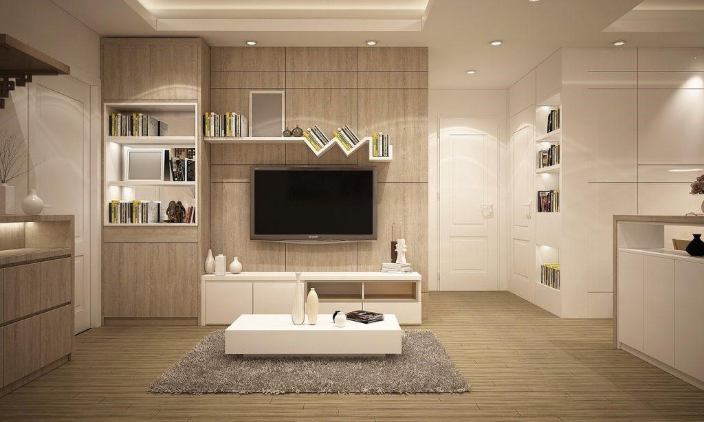 Nowoczesne i stylowe wnętrze