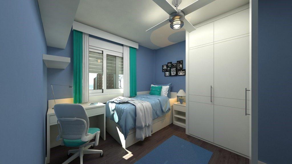 Idealny pokój nastolatka