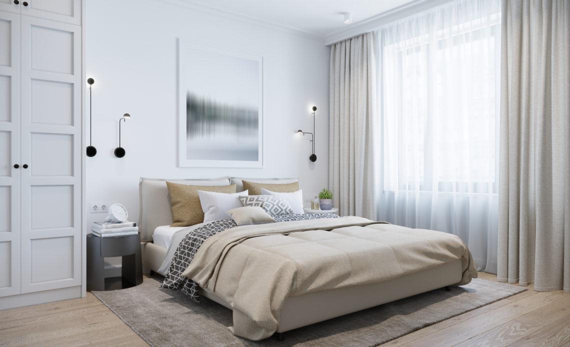 Zabudowa Nad łóżkiem W Sypialni Nie Musi Być Nudna Bestroompl
